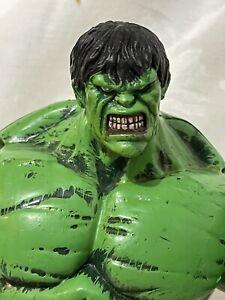"""Marvel Diamond Select Incredible Hulk Green Action Figure 9"""""""
