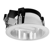 Downlight Deckenlampe Einbauleuchte Einbaulampe Einbau Einbaudownlight  2xE27