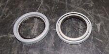"""SKF Nitrile Oil Seals QTY 2 1.25"""" x 1.75"""" x .25"""" 12369"""