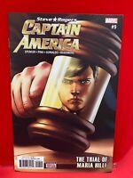 Captain America: STEVE ROGERS  #9 2017 MarveL COMICS C2