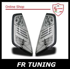 FARI FANALI POSTERIORI A LED FIAT GRANDE PUNTO CROMATI LEXUS TUNING