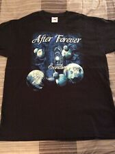 AFTER FOREVER Exordium Shirt XL, Draconian, Paradise Lost, Clouds, Saturnus