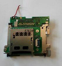 Canon EOS 1Ds Mark II, Mark II, Mark IIn repair (Part CG2 1254 PCB Assy, CF SD)