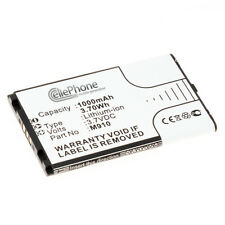 3,7V Battery Li-ion For Switel M910 - 1000mAh