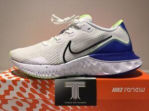 Nike Renew Run / Running Shoe ~ CW5844 100 ~ Uk Size 10 ~ Euro 45