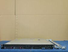 HP Proliant DL360 G7 2 x Six-Core XEON 48Gb Ram 4 x 146GB 1u RACK Server + rails