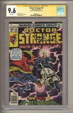 Doctor Strange 28 (CGC Signature Series 9.6) White pages; Frank Brunner (j#1314)