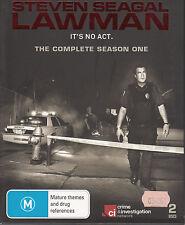 Steven Seagal:Lawman-2009-TV Series USA-Complete Season One-[2 Disc]-DVD