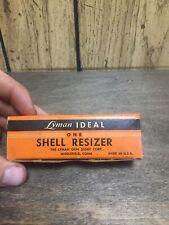 Lyman Ideal Shell Resizer 30-30 Win