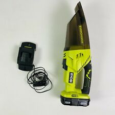 Ryobi ONE+ Hand Vacuum Cleaner EVERCHARGE Wall Mount Portable Charger Battery