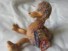 """TY Beanie Babies """"Dinky"""" Dodo Bird Date 25 September 2000 Retired c/w Tags"""