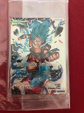 Dragon Ball Super Card Game- Unison Warrior Full Art Version GOLD STAMPED