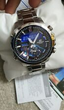 Casio Edifice ECB-800D Tough Solar Bluetooth Smartphone Link Watch RRP £350.