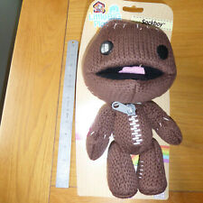 """Large 12"""" Tall Official Playstation Little Big Planet Sackboy"""
