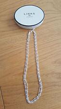 "Links of London 18 - 19.99"" Chain Fine Necklaces & Pendants"