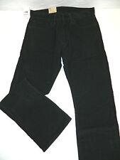 Tag: 31x32 New Levi's 514 Slim Straight Stonewashed Dark Gray Corduroy Jeans