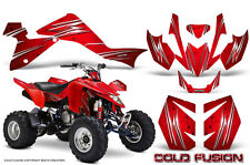SUZUKI LTZ 400 09-15 GRAPHICS KIT CREATORX DECALS COLD FUSION R