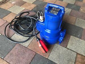 KSB Ama Porter 501 SE Pumpe Schmutzwasserpumpe