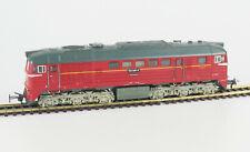 EM Spur H0 Diesellok Taigatrommel BR 120 245-6, DR, Epoche IV, lesen!