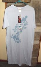 NWT WOMENS NIGHTGOWN SLEEPWEAR LONG MAIDENFORM SOFT COMFORTABLE ROOMY SIZE SMALL