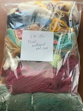 1lbs 10 oz. yarn / wool for needlepoint needlecraft or any other project