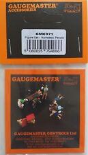 Gaugemaster GMKD71 Homeless People N Gauge Figure Set