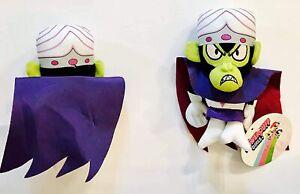 "Powerpuff Girls MoJo JoJo Plush Doll Figure Stuffed Kids Gift Toy 7"" Cartoon"