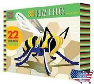Wally Wasp 3d Puzzle