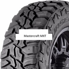 4 New 37X13.50R20 Mastercraft MXT Mud Tires 37135020 37 1350 20 13.50 R20 MT