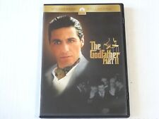 The Godfather Part Ii Dvd, Widescreen Collection