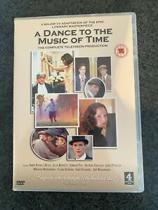 A Dance To The Music Of Time (DVD, 1997) Simon Russell Beale