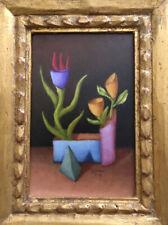 Original oil painting -framed-abstract Still Life-signed by Alphonse Lane