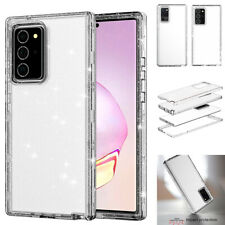 For Samsung Galaxy S20 Note 20 UItra Clear Case Shockproof Heavy Duty Hard Cover