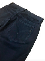 Don Dup Jeans Uomo , Pantalone UP424CS049U , Mod. RITCHIE uguale GEORGE , BLU