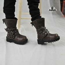1/4 BJD Boots Dollfie Dream EID SOOM AOD DOD LUTS Dollmore Shoes MSD Punk Boots