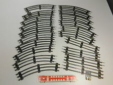 as277-2 #20x O Gauge Track Piece (Straight + bent) for Electric Operated
