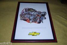 1969 Chevy Corvette L88 427 cut away Illustration David Kimble rare yenko