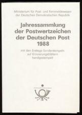 Briefmarken der DDR (1981-1990)
