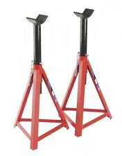 Sealey AS3000 Axle Stands 2.5tonne Capacity per Stand 5tonne Pair Medium Height