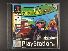 South Park Rally - Sony Playstation 1 Game - PS1 PAL - Complete