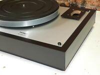 Thorens TD 160 Super Vintage Hi Fi Record Vinyl Deck Player Turntable