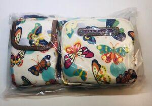 Lily Bloom Janet Belt Bag Pocket Storage Hobo Butterfly Twister Fanny Pack Eco