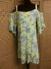 LADIES ROCKMANS FLORAL DRESS SIZE 18
