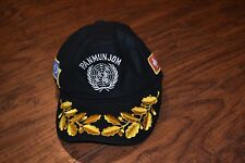 A14- PANMUNJOM United Nations Korean Armistice Agreement Hat