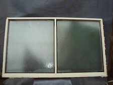 UPVC WINDOW OBSCURE GLASS  AS PER PHOTO  A27 ARUNDEL RECLAMATION