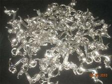 Wholesale Lot # 405 Pewter Weiner Dog Charm Pendant Earring Key Chain Craft Item