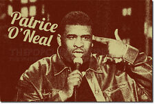 Patrice ONEAL original Art Photo Poster O'NEAL Opie Anthony comédie stand-up
