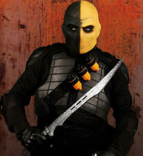 Mur'K Merc 2 Mask Deathstroke Slade Wilson Arrow Inspired Paint