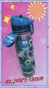 Smiggle Soccer Theme Drink Up Bottle ⚽️🥤
