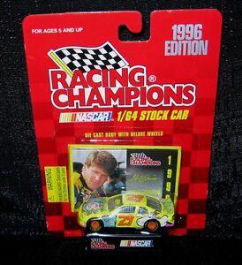 1996 NASCAR Racing Champions STEVE GRISSOM #29 (Factory Sealed; 1/64 Die Cast)